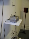 2008: A Recording of the Ambient Sounds…..Degree Show