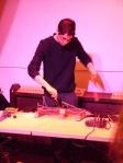 2013: Bow/Rub/Pluck, Live Art Club