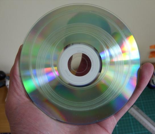 CD lathe