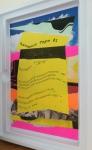 Basement Tape #1 - Information Leaflet Mounted Inside the Case